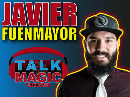 Javier Fuenmayor | The Face of Murphy's Magic Talks Quality Control & His Career