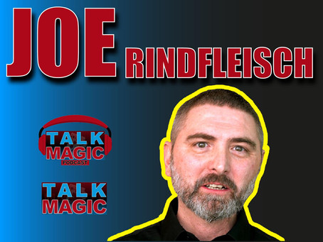 Joe Rindfleisch | Interview With The King Of Rubber Band Magic
