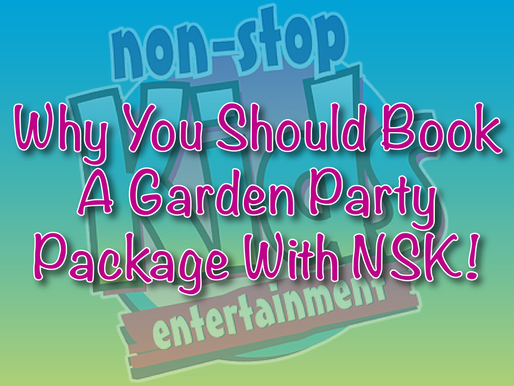 Why You Should Book A Garden Party Package With NSK!