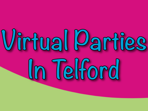 Virtual Parties In Telford 2021 | Virtual Party With Non-Stop Kids