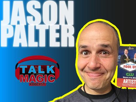 Talk Magic With Jason Palter | The Creative Canadian Talks Red Carpet & Third Degree Burns