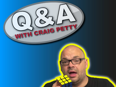 Learning The Rubik Cube Timing Force, Structuring A Mentalism Show, Chop Cups & More | Q&A