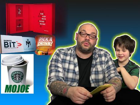 Mojoe 2.0, Dorito Bite, Poison and The Boy Who Cried Magic | Craig & Ryland's Magic Review Show