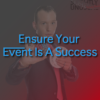 The Most Important Thing To Remember When Booking A Magician To Ensure Your Event Is A Success
