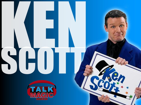 Talk Magic With Ken Scott | The Latest President of The IBM talks his career, performing & more