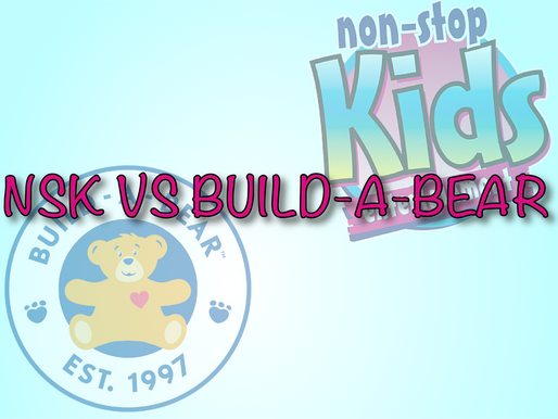 Build-A-Bear VS Non-Stop Kids Entertainment | Children's Entertainment 2021