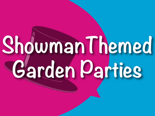 Showman Themed Garden Party | Children's Garden Parties With Non-Stop Kids 2021