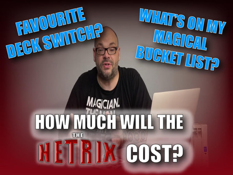 How Much Will Netrix Cost & My Magical Bucket List! | Q&A With Craig Petty
