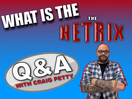 What Is The NETRIX? | Magic Q&A With Craig Petty