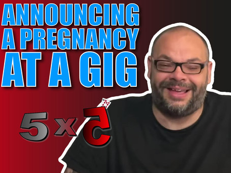 How To Announce Someone Is Pregnant At A Gig, Magical Bones, Jellyfish Deck & More   5x5 Magic