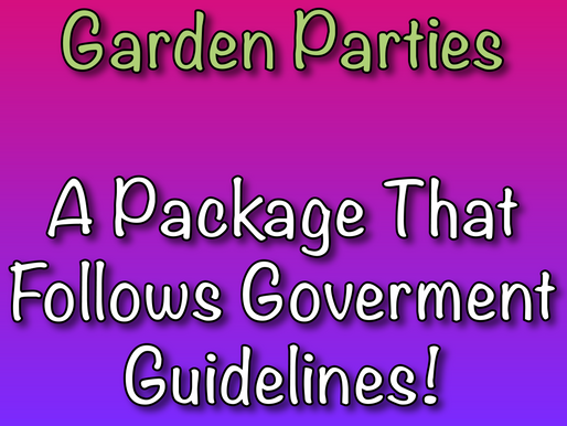 Garden Party Package | Children's Entertainment With Non-Stop Kids