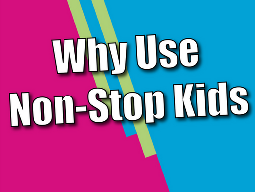 Why Use Non-Stop Kids | The Best Children's Entertainers In The UK