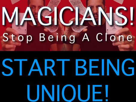 Magicians: Stop Being A Clone And Start Being Unique