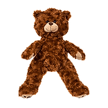 chestnut the bear teddy for a non-stop kids entertainment teddy tastic party package