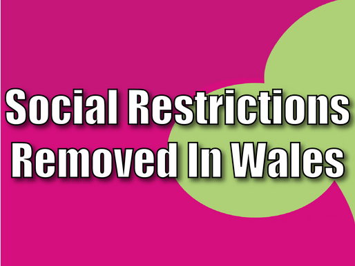 Social Restrictions Removed In Wales | Children's Entertainment With Non-Stop Kids 2021
