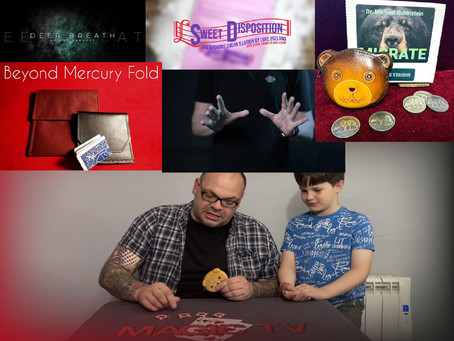 Catch, Deep Breath, Migrate, Sweet Disposition, Beyond Mercury | Craig & Ryland's Magic Review Show