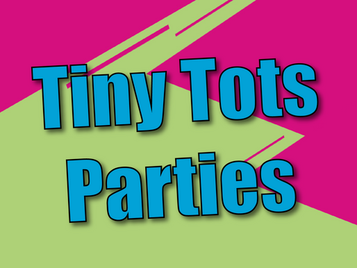 Tiny Tots Parties | Children's Entertainment With Non-Stop Kids 2021