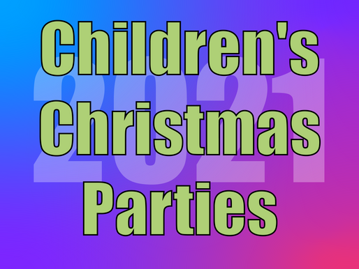 Planning Your Christmas Entertainment Now | Children's Christmas Parties 2021