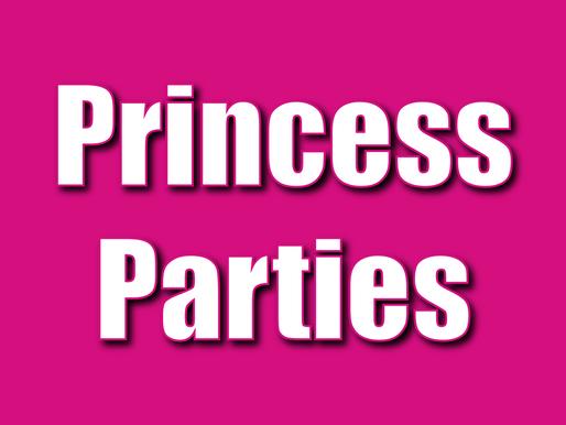 Princess Parties   Children's Entertainment With Non-Stop Kids 2021