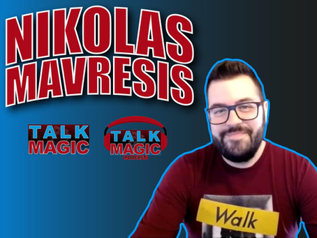 Nikolas Mavresis | Consistent Creator Of The Year 2020 Talks Creativity!