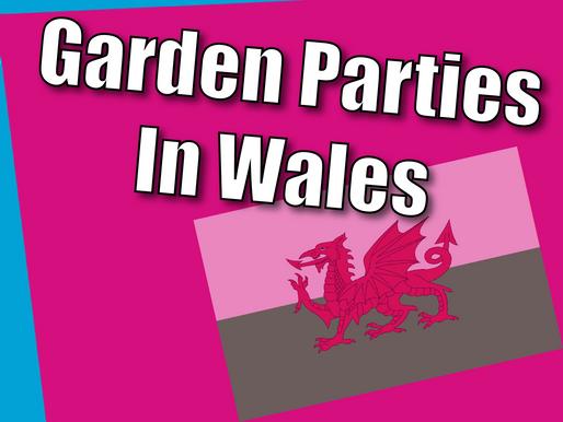 Garden Parties In Wales | Garden Party Entertainment 2021