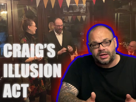 What's In Craig's Illusion Act? | Magic Stuff With Craig Petty