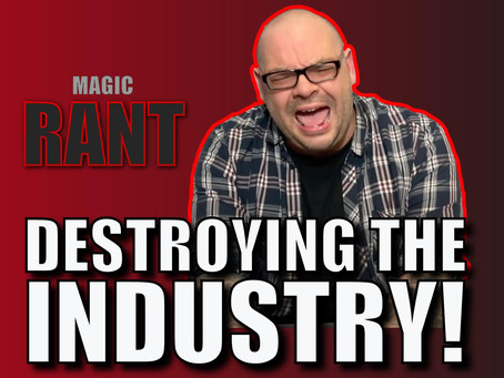 Magicians Stop F****NG People Over For Money! | Magic Rant With Craig Petty