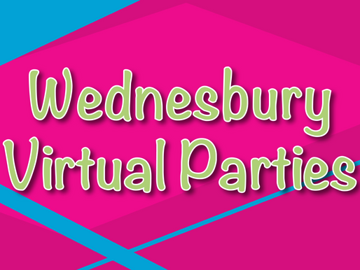 Wednesbury Virtual Parties | Virtual Party With Non-Stop Kids 2021