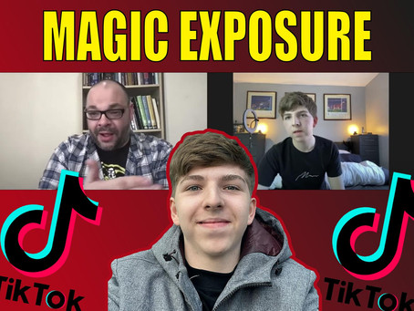Exposing Magic On TIKTOK!  | Talking With Dan Rhodes Magic Rant