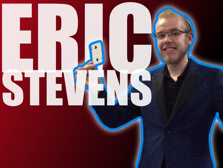 Talk Magic With Eric Stevens | Talks Las Vegas, Hot Rods, Creativity, Puzzles and More