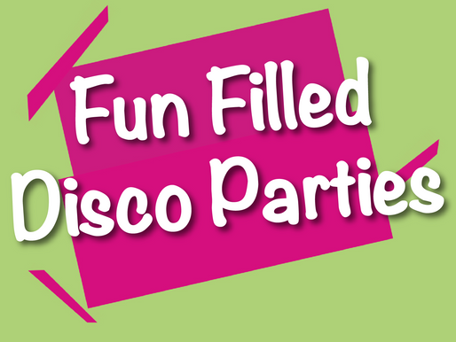 Fun Filled Disco Parties | Kids Party Packages 2021