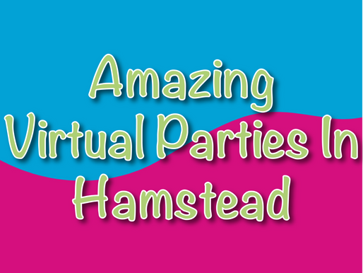 Amazing Virtual Parties In Hamstead| Virtual Party With Non-Stop Kids