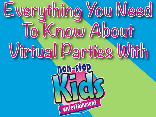 Everything You Need To Know About Virtual Parties With NSK! | Virtual Parties 2020