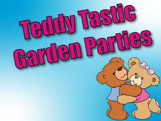 Teddy Tastic Garden Parties | Non-Stop Kids Garden Party 2021