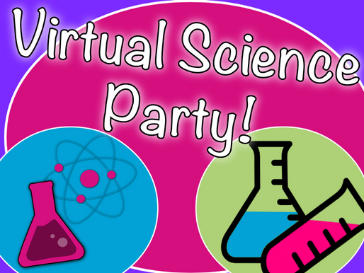Virtual Science Party | Virtual Party Entertainment 2020!