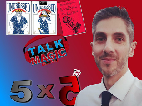 The Time Sarah Caught Craig LUBING UP! | Magic 5x5 With Craig Petty