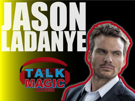 Talk Magic With Jason Ladanye | The King Of Cards Speaks Out About His Career