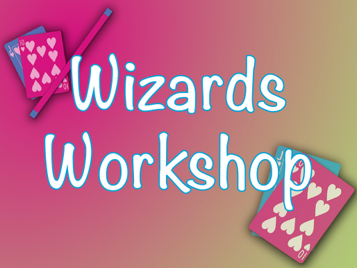 Wizards Workshop | Learning Magic With Non-Stop Kids 2021
