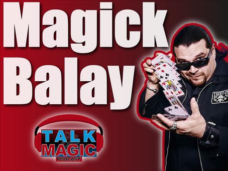 Talk Magic Magick Balay | The Best Demonstrator In The USA Talks Social Media & More