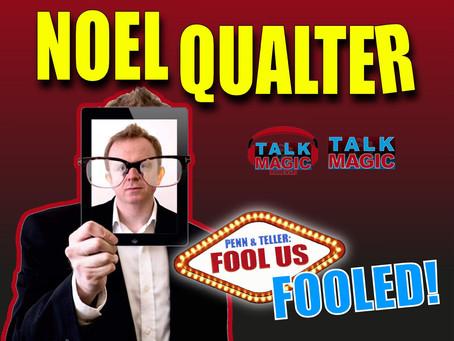 Noel Qualter   Interview With The Super Creative Digital Magician Talk Magic