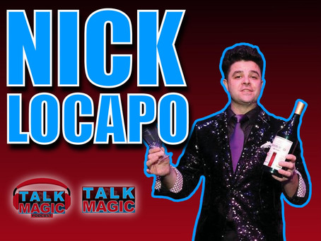 Nick Locapo | The Face Of Penguin Magic Talks About The State Of Magic in 2021