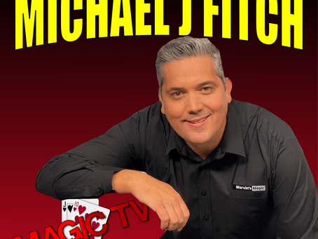 Michael J Fitch | What You Can Learn From One of The Most SUCCESSFUL Magicians In The U.K.