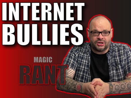 Craig Has A Message For ALL Internet Bullies | Magic Rant With Craig Petty