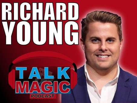 Talk Magic With Richard Young | Host Of One Half Of Young & Strange Speaks Out