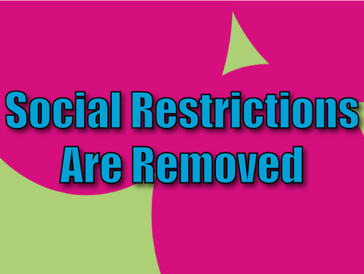 Social Restrictions Are Removed | Children's Entertainment With Non-Stop Kids 2021