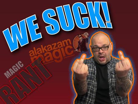 Craig Petty & Alakazam SUCKS! | Magic Rant With Craig Petty