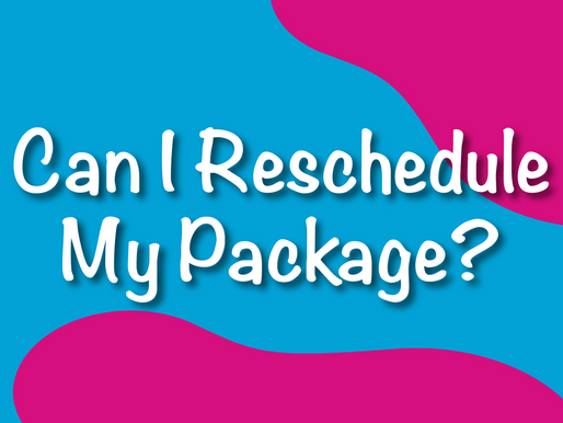Can I Reschedule My Package? | Children's Entertainment With Non-Stop Kids 2021