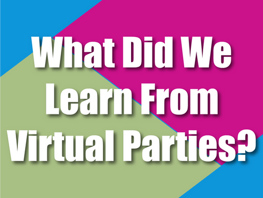What Did We Learn From Virtual Parties? | Virtual Party With Non-Stop Kids 2021