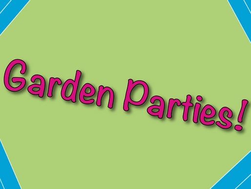 Garden Parties| Outdoors Children's Entertainment