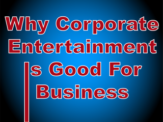 Why Corporate Entertainment Is Good For Business | Close Up Magicians 2021